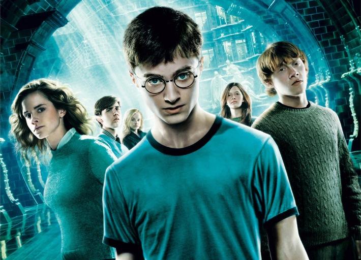 """""""Harry Potter und der Orden des Phönix"""" am Sonntag auf ProSieben"""