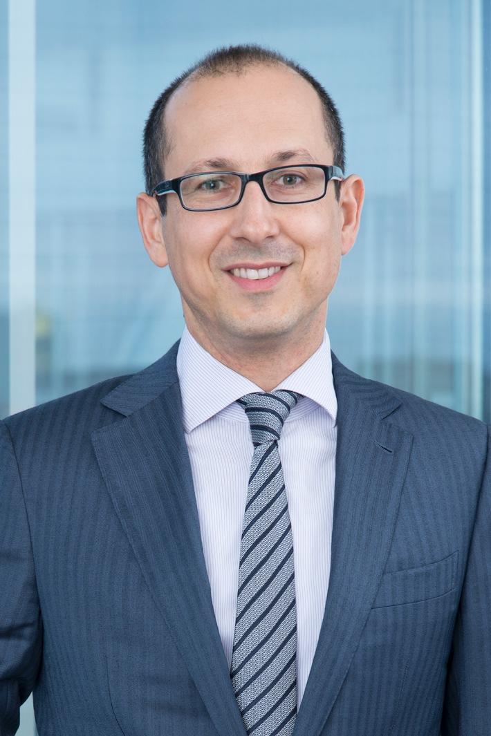 Dr. Roland Wandeler ist neuer Geschäftsführer der Amgen GmbH Deutschland