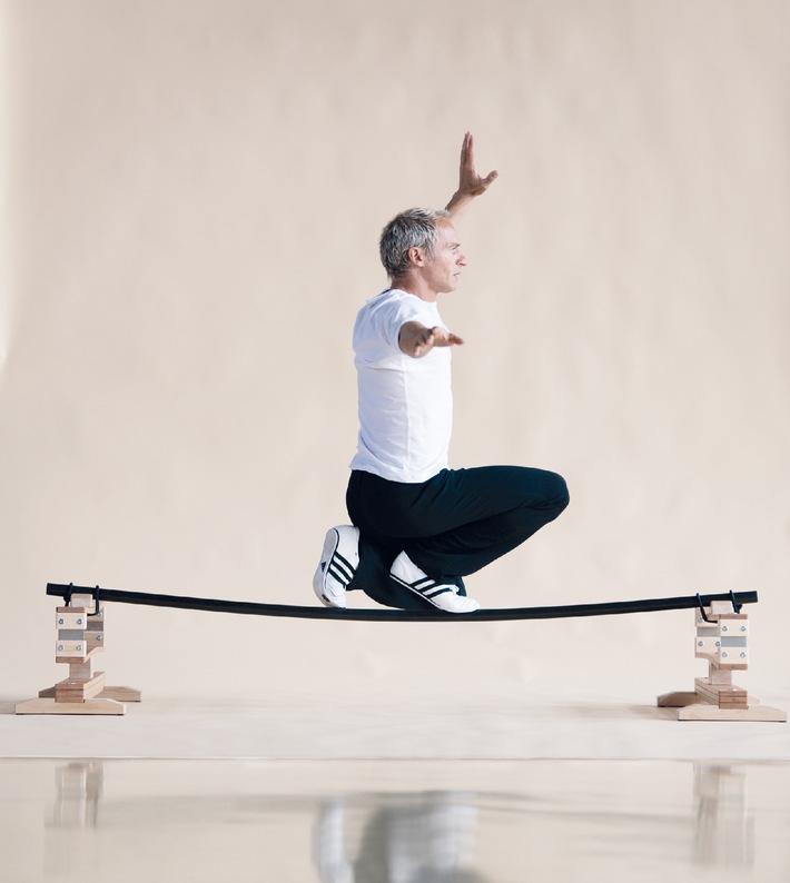 FUNAMBOLO - der neue Balance-Trainer von David Dimitri