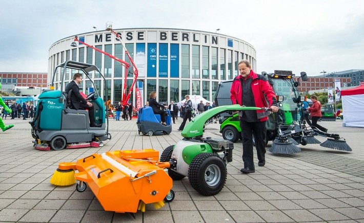 CMS 2017 in der Erfolgsspur - Messe Berlin verzeichnet starke Aussteller-Nachfrage - Anmeldungen für den 22. WFBSC Kongress ab sofort möglich