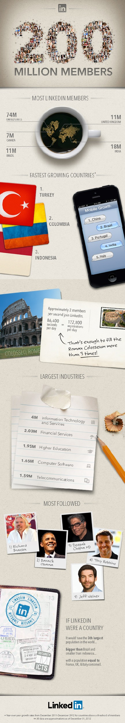 LinkedIn knackt weltweit 200 Millionen-Mitglieder-Marke