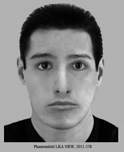 POL-REK: Polizei sucht Räuber mit Phantombild - Frechen