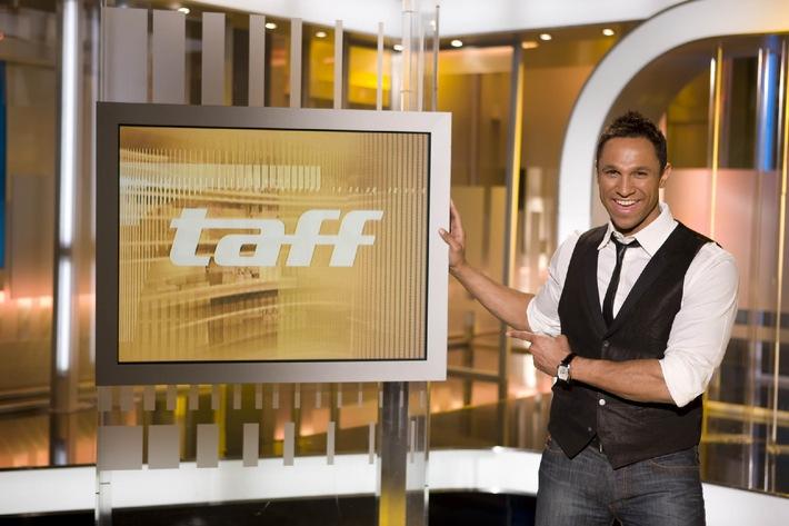 "Montag erste Sendung: Daniel Aminati moderiert ""taff"""