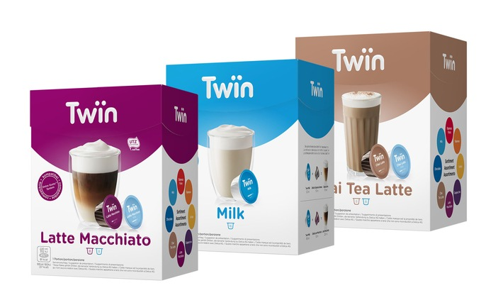 Migros: Noch mehr Kaffeegenuss mit Twin