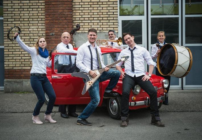 Eurovision: L'Armée du Salut se rend à Malmö sous le nom de «Takasa»