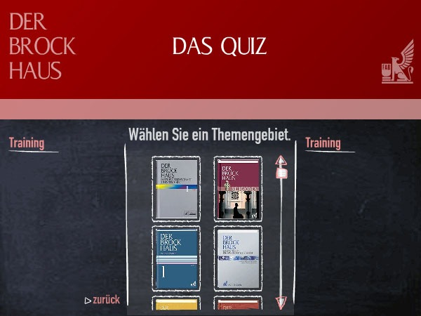 """Schlau, schlauer, am schlauesten - Brockhaus """"Das Quiz"""" geht in neue Runde"""