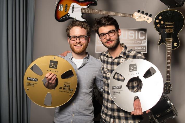 Pour-cent culturel Migros: lancement de la Demotape Clinic 2014 / m4music recherche les meilleures chansons