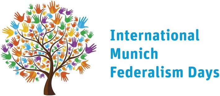 Föderalismus als friedenstiftendes Element in der internationalen Zusammenarbeit / Experten aus 20 Ländern diskutieren bei Int. Münchner Föderalismustagen