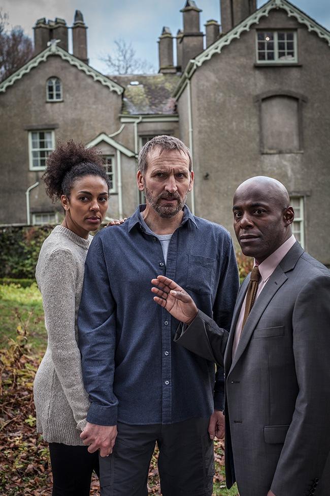 """In """"Safe House"""" ist eines ganz sicher: Spannung /  Neue Krimiserie in ZDFneo in deutscher Erstausstrahlung"""
