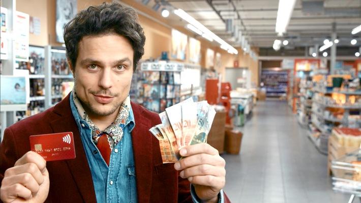 Kreditkartenzahlungen vermehrt erste Wahl