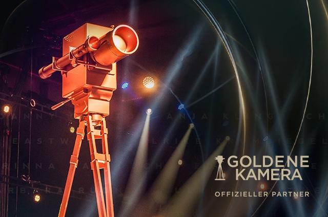 Partner der GOLDENEN KAMERA 2016 / SEAT ganz nah an den Stars
