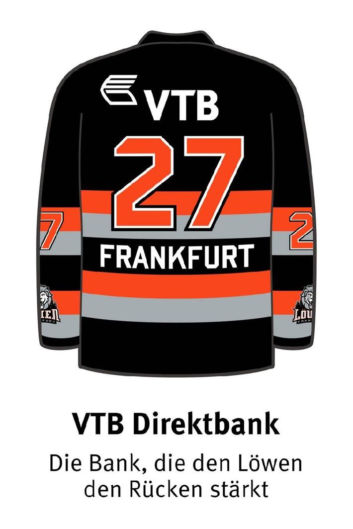 VTB Direktbank präsentiert exklusiv den Löwen-Live-Ticker / Schnell und direkt zu den Spielen der Löwen Frankfurt