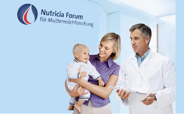 Nutricia Forum für Muttermilchforschung / Neue Initiative von Aptamil zur Förderung der Muttermilchforschung