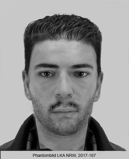 POL-HSK: Phantombild nach sexuellen Belästigungen in Olsberg; die Polizei bittet um Mithilfe
