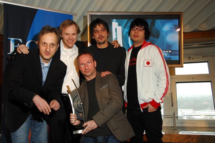 Fritz ist ECHO-Preisträger