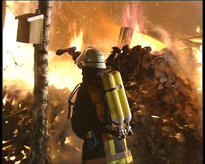 PPSH-ERB: Bad König - Bandserie beschäftigt Polizei und Feuerwehr