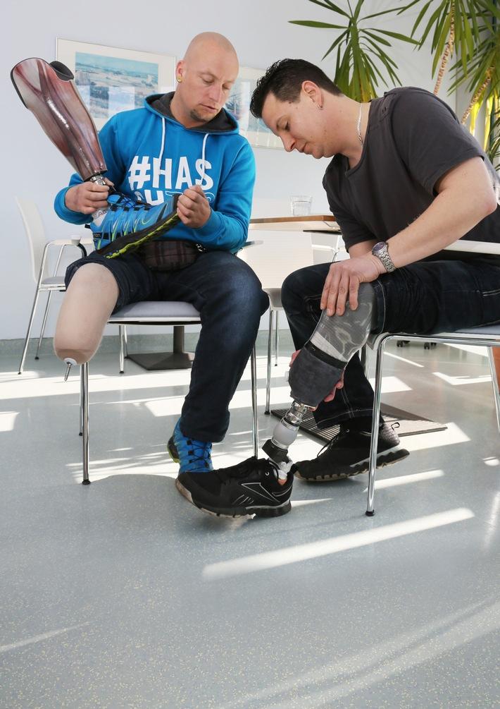 Internationaler Tag der Menschen mit Behinderungen: BG BAU unterstützt Unfallopfer durch Peer-Berater in der Reha