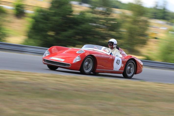 SKODA macht beim AvD-Oldtimer-Grand-Prix 115 Jahre Motorsportgeschichte lebendig