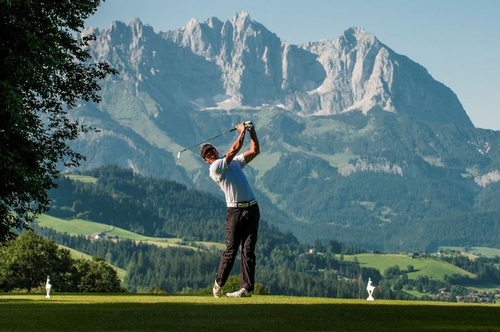 11. Golf Festival Kitzbühel: 7 Tage, 5 Plätze, 4 Hotels und 12 Turniere ( 23. - 30. Juni  2013)
