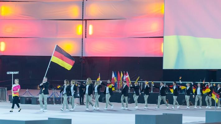 Deutsches Nationalteam erfolgreich in die WorldSkills in Abu Dhabi gestartet