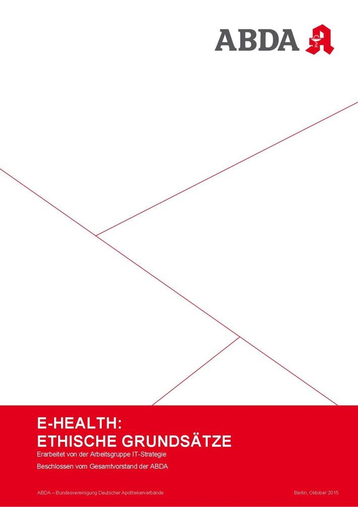 E-Health: Apotheker beschließen ethische Grundsätze