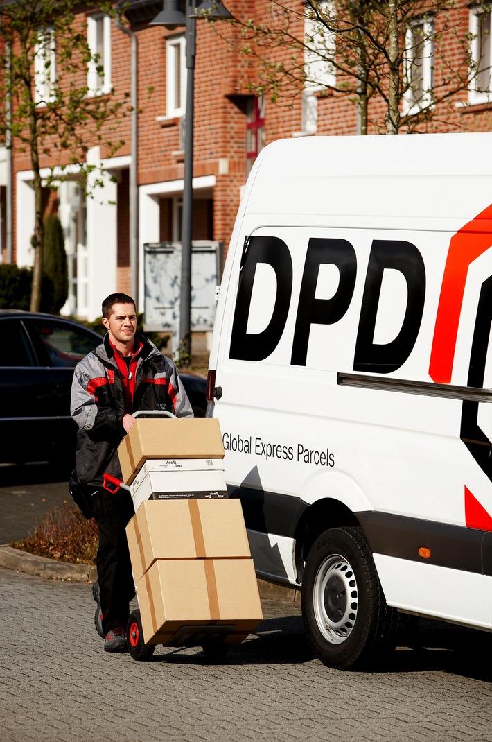 DPD mit aktuellen Pressefotos