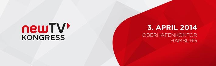 Alle machen alles - die neue Vielseitigkeit der Medienindustrie / Beim newTV Kongress am 3. April 2014 diskutieren internationale und nationale Speaker aktuelle Trends in der Bewegtbildbranche