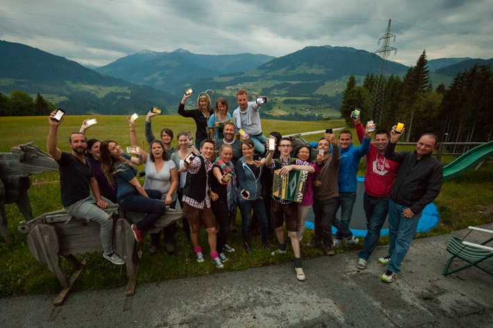 Elite der internationalen Tourismus-Blogger entdeckt Österreich - BILD/VIDEO