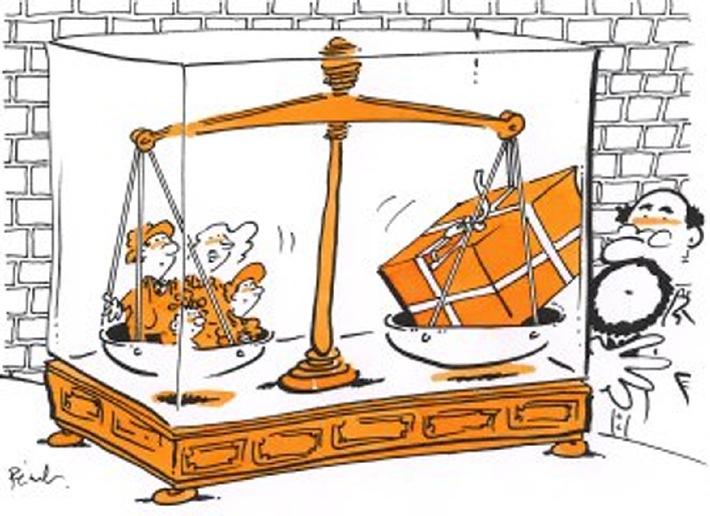 Discours suisse - votazioni federali del 16 maggio: I romandi indecisi di fronte al pacchetto fiscale