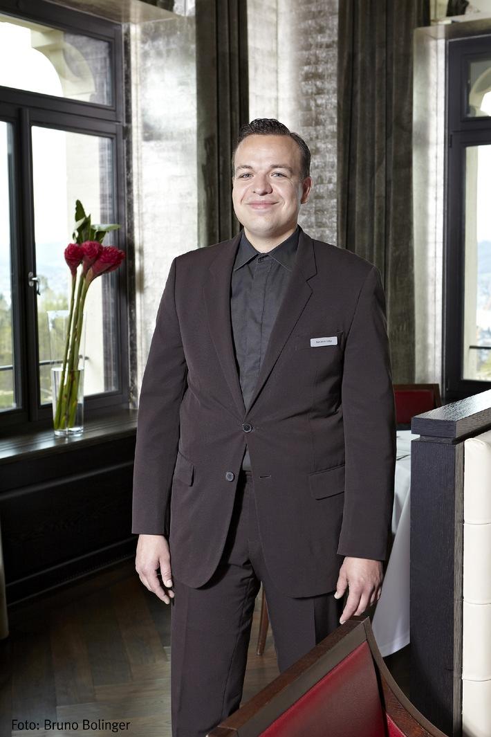 Zukunftsträger 2012: Lehrmeister des Jahres im Beruf Restaurationsfachmann gewählt
