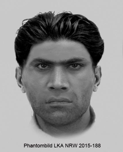 POL-D: Versuchte sexuelle Nötigung in Oberbilk - Polizei fahndet mit Phantombild nach dem Täter - Foto als Datei angehängt
