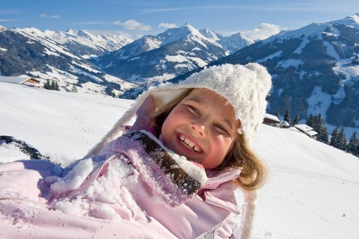 Gratis Skifahren für Kinder im Alpbachtal Seenland