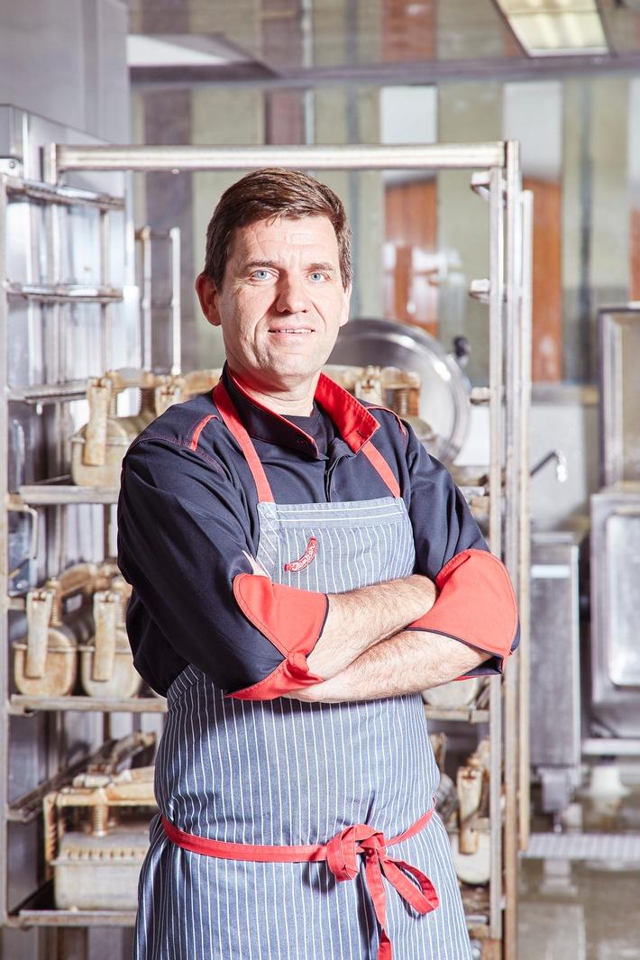 Zukunftsträger 2016: Kategorie Fleischfachmann / Lehrmeister des Jahres kommt aus Arlesheim