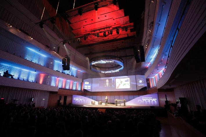 Am Schweizerischen Marketing-Tag 2010 im KKL Luzern ausgezeichnet: Marketing-Trophy: Das sind die Gewinner