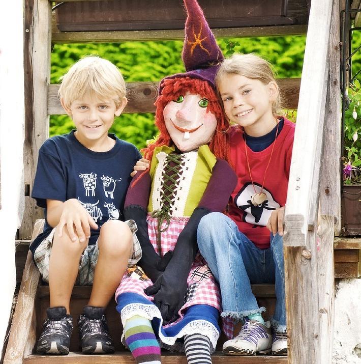 Hilfe für Hexe Klara gesucht: Family Tirol startet am 17. Mai in den Sommer!