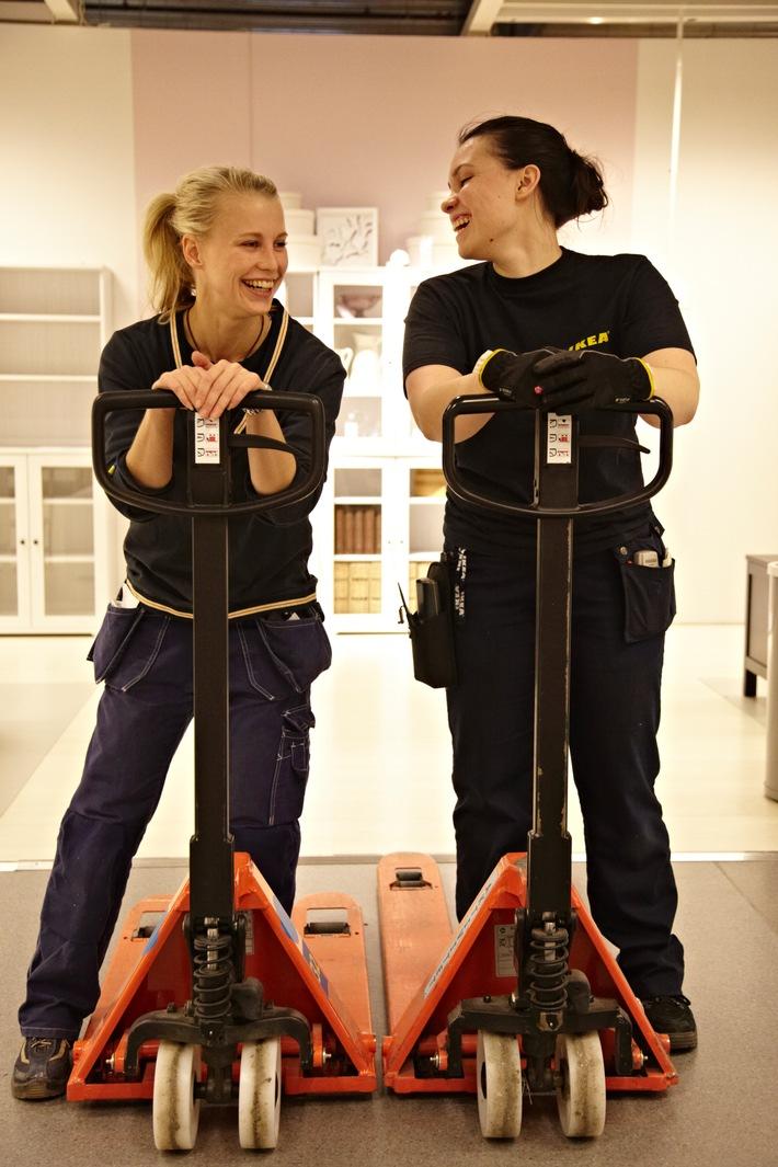 IKEA Konzern belohnt Mitarbeiter mit einer Zusatzzahlung von 108 Millionen Euro für die Altersversorgung