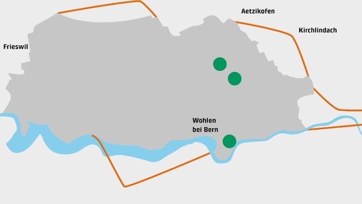 Mesure de la qualité du réseau / BKW lance un projet pilote innovant à Wohlen
