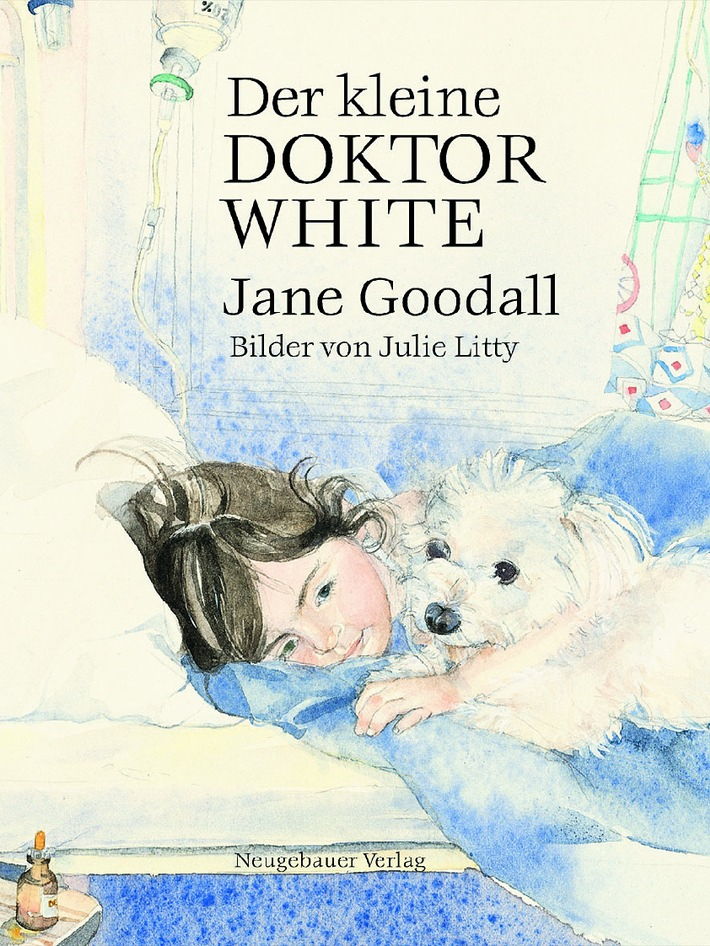 Jane Goodall: Das Zusammenleben mit Haustieren fördert das Verständnis für wilde Tiere und ihre Lebensräume