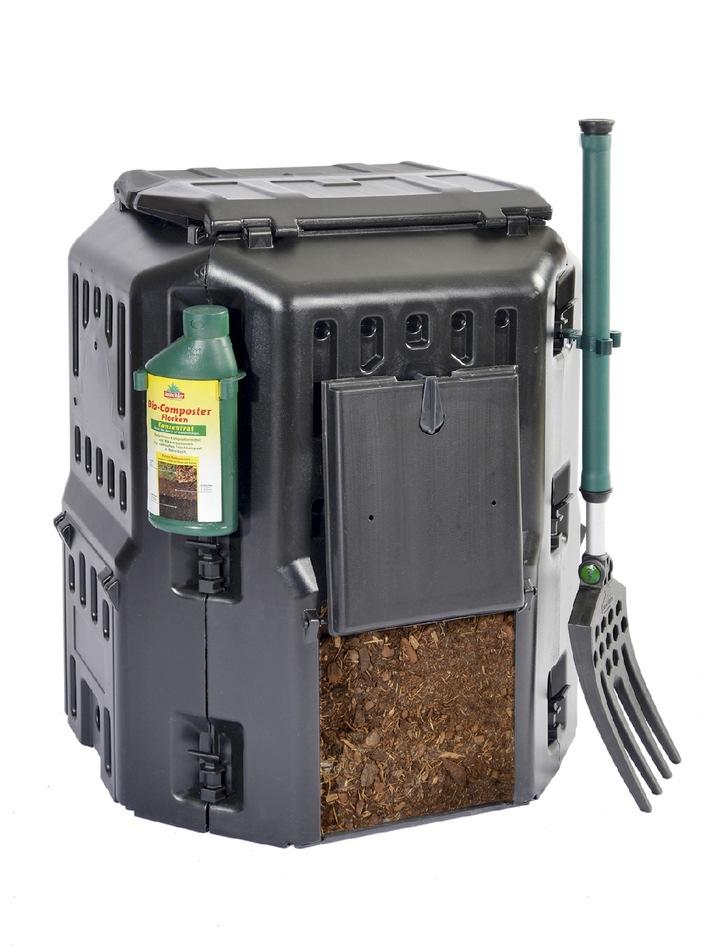 Ab April 2014 neu im Handel: Stoeckler's HANDY-Kompostgabel für bequemes Kompostieren (BILD/ANHANG)