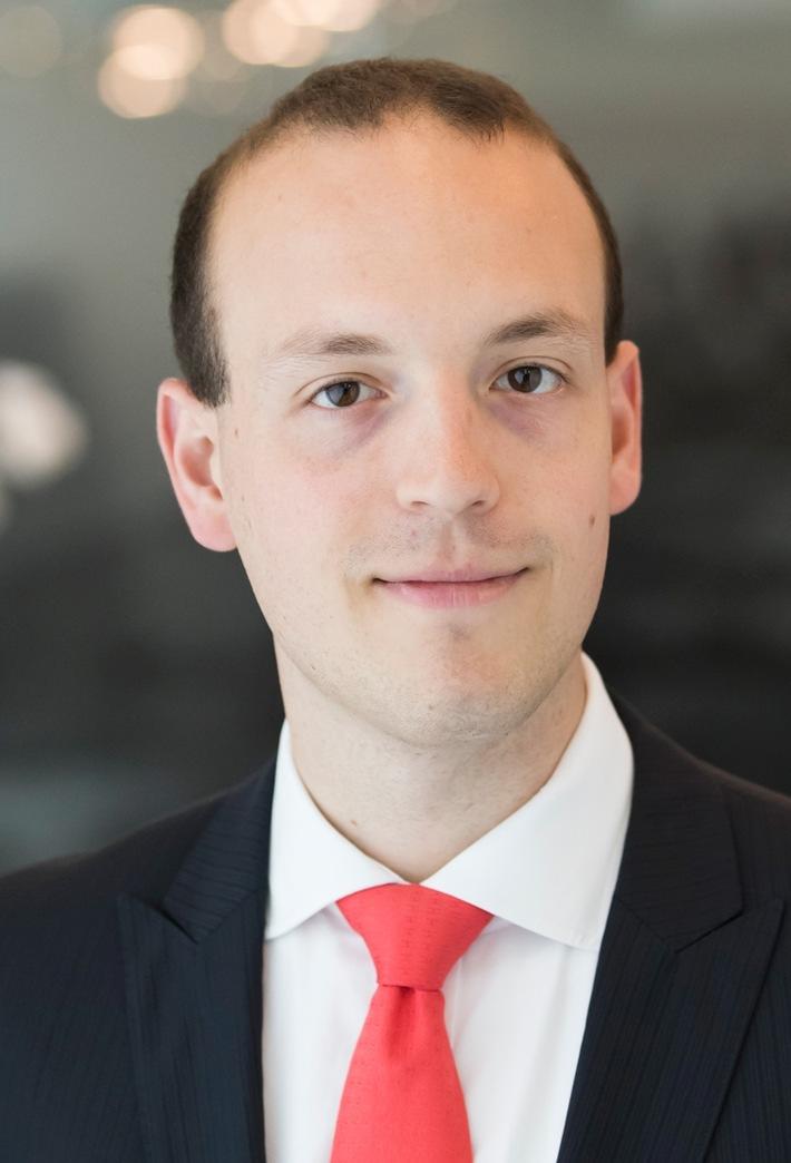 Lukas Vogt rejoint le Comité de direction de Sanitas