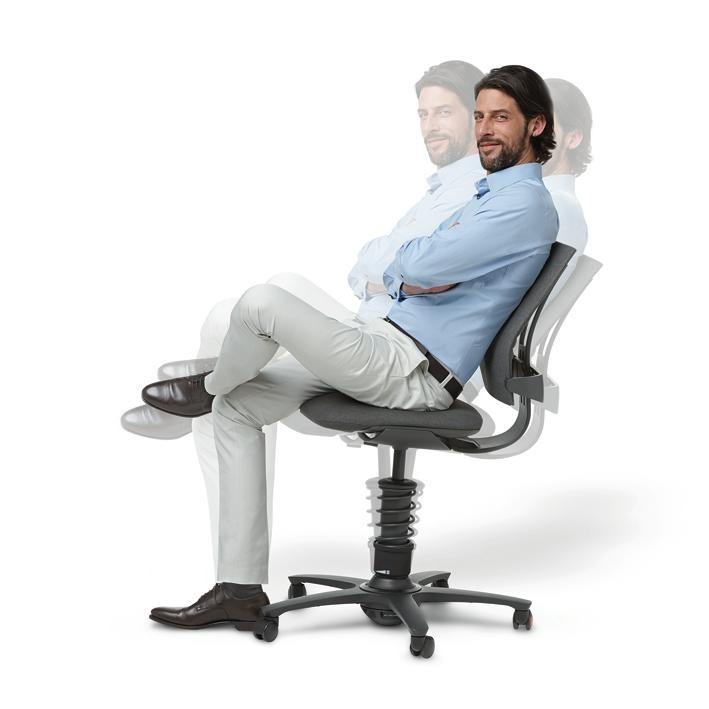 Das bewegte Büro: Warum Bewegung beim Sitzen kein Widerspruch ist