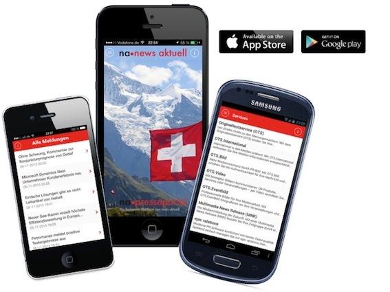 sda-Tochter news aktuell launcht App für Unternehmensnachrichten (BILD/ANHANG)