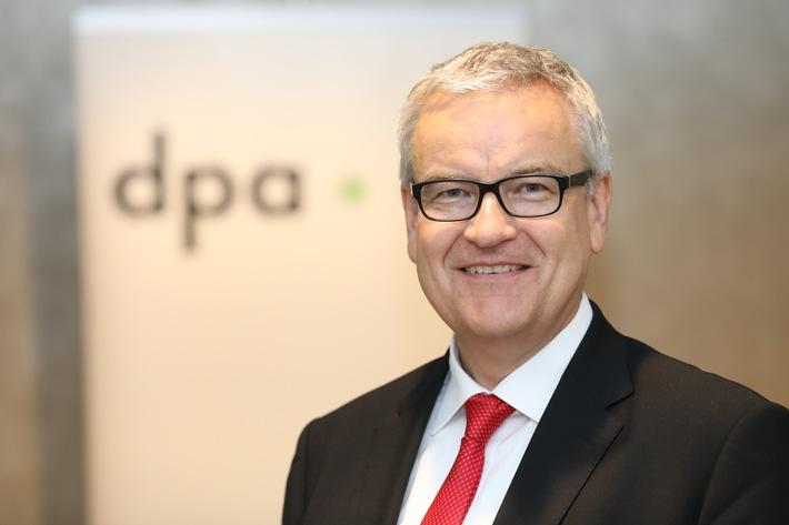 David Brandstätter führt weiter den Aufsichtsrat der dpa