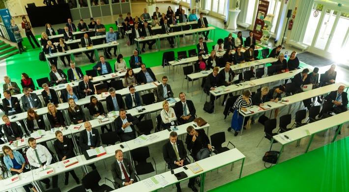 Parallel zur CMS Berlin 2017: Weltkongress der Gebäudedienstleister erstmals in Berlin