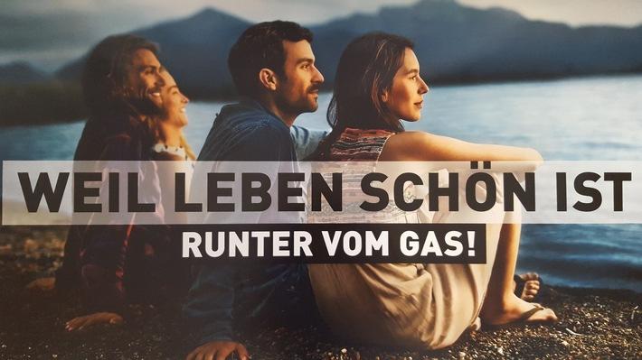 POL-HA: Weil Leben schön ist - Hagener Polizei beteiligt sich am bundesweiten Verkehrssicherheitstag