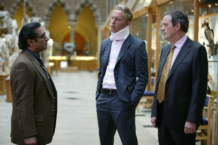 """Die Oxford-Krimireihe geht weiter: Drei neue """"Lewis""""-Folgen in ZDFneo"""