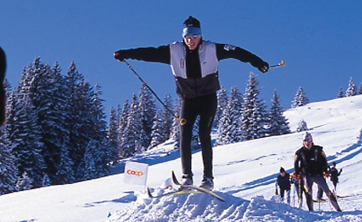 Swiss-Ski - Der Winter wird heiss!