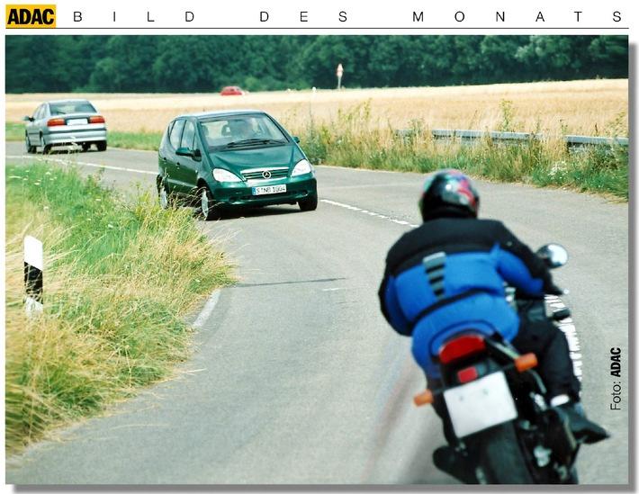 "Anfang April beginnt die Motorradfahrer-""Saison"""