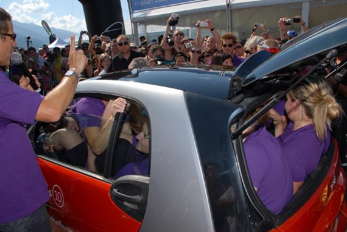 smart times 2010: Korso, Partys und ein Weltrekord