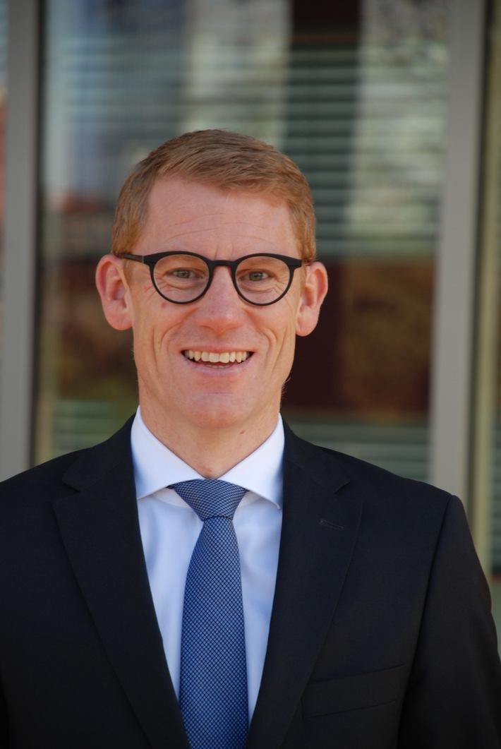Dr. Jan Liersch neuer Leiter Compliance und Recht bei Asklepios